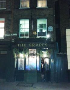 The Grapes pub, Limehouse