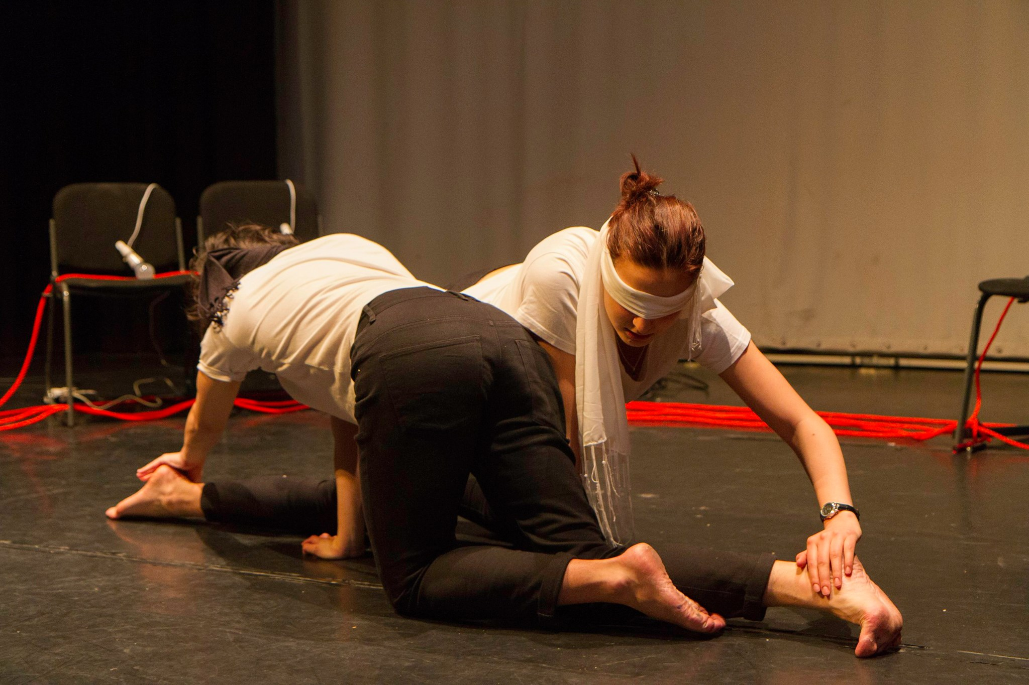 Show by Theatre Counterpoint. Photos taken by Mia Chen